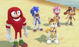 Sonic Boom: Fire & Ice se lanzará el 27 de septiembre