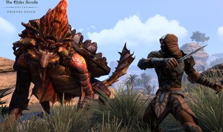 Thieves Guild ya disponible para The Elder Scrolls Online: Tamriel Unlimited