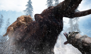 La segunda gran actualización para Far Cry Primal ya disponible