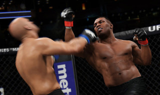 EA Sports UFC 2 ya disponible en EA Access