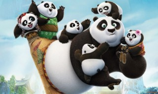 Kung Fu Panda 3, la película más descargada de la semana