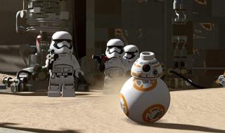 Primer gameplay de LEGO Star Wars: El Despertar de la Fuerza