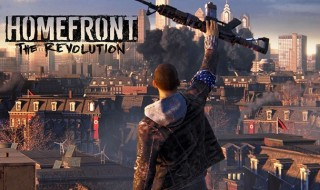 Guerra de Guerrillas 101, nuevo trailer de Homefront: The Revolution