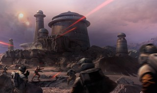 Detalles de Borde Exterior, el primer DLC de Star Wars: Battlefront