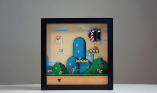 Cuadros Pixel lleva el amor por los videojuegos a las paredes