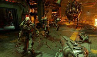 Extenso gameplay del modo campaña de DOOM