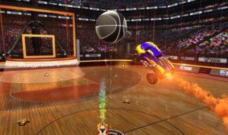 El baloncesto llega a Rocket League la semana que viene con el modo Hoops