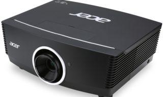 La nueva serie de proyectores F7 de Acer