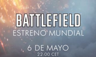 Pequeño teaser de Battlefield 5, que se presenta mañana a las 22:00h