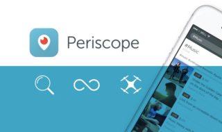 Periscope permite almacenar las emisiones indefinidamente y estrena buscador