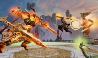 Smite: Battleground of the Gods ya disponible para PS4