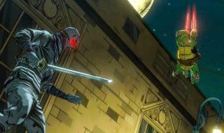 Los diferentes estilos de lucha en Tortugas Ninja: Mutantes en Manhattan