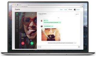 Tuenti rediseña su web permitiendo realizar y recibir llamadas a través de ella
