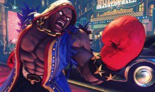 Balrog también llega a Street Fighter V este viernes