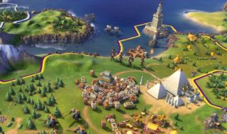 Nuevo gameplay de Civilization VI