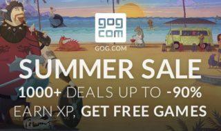 Empiezan las ofertas de verano en GOG