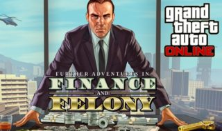Nuevas aventuras de finanzas y crimen, la próxima gran actualización de GTA Online