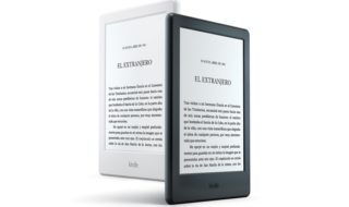 Amazon presenta el Kindle de octava generación
