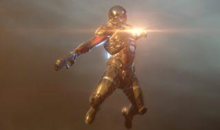 Mass Effect: Andromeda se deja ver en un nuevo trailer