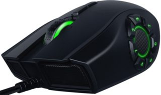 Naga Hex v2, el nuevo ratón de Razer para MOBAs