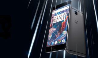 Anunciado oficialmente el OnePlus 3