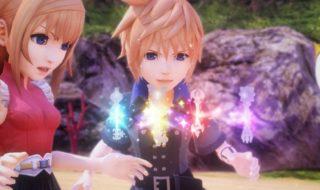 World of Final Fantasy llegará a las tiendas el 28 de octubre