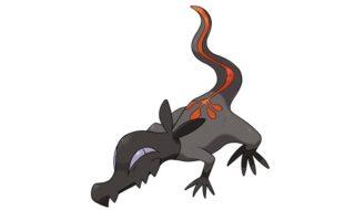 Salandit, un nuevo pokémon que llegará en noviembre junto a Pokémon Sol y Luna