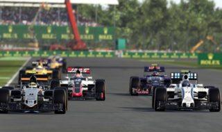Así es el nuevo modo carrera de F1 2016