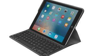 Create, la nueva funda con teclado de Logitech para el iPad Pro de 9.7