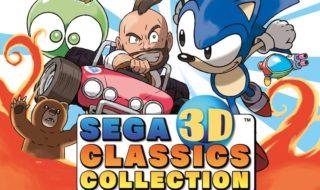 Sega 3D Classics Collection para Nintendo 3DS llegará a Europa en noviembre