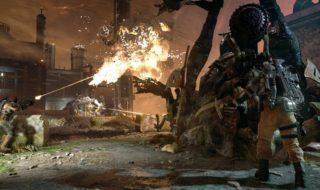 Un vistazo a Relic, uno de los mapas del multijugador de Gears of War 4