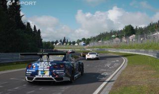Nuevos vídeos con gameplay de Gran Turismo Sport desde el TGS