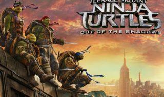 Ninja Turtles 2: Fuera de las Sombras, la película más descargada de la semana