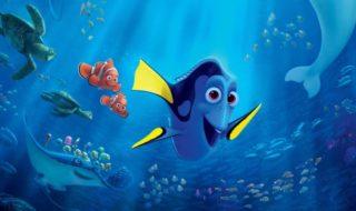 Buscando a Dory, la película más descargada de la semana