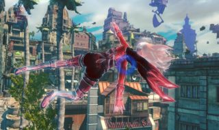 Gravity Rush 2 se retrasa hasta enero de 2017