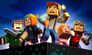 El primer episodio de Minecraft: Story Mode pasa a ser gratuito