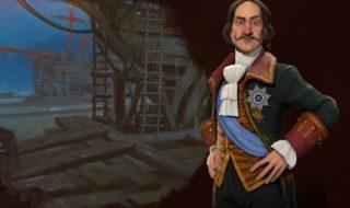Pedro el Grande dirigirá a Rusia en Civilization VI
