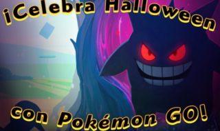 Anunciado evento especial de Halloween en Pokémon Go