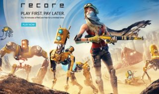Disponible demo de ReCore para Xbox One y Windows 10