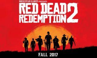 Confirmado Red Dead Redemption 2, llegará a finales de 2017