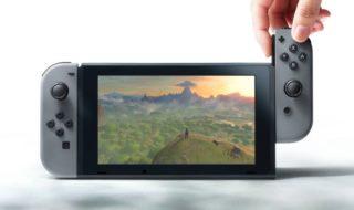Esta es Switch, la nueva consola de Nintendo
