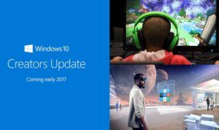 Creators Update, la próxima gran actualización de Windows 10 que llegará en 2017