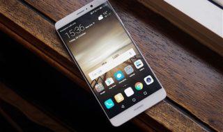 Presentado el Huawei Mate 9
