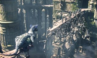 Nuevo trailer cinemático de The Last Guardian