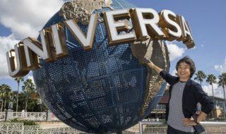 Nintendo tendrá áreas temáticas en los parques de atracciones de Universal Studios