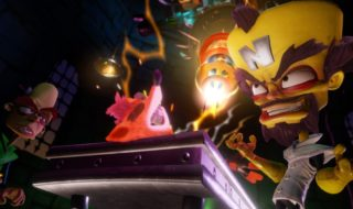 Un vistazo a Crash Bandicoot N. Sane Trilogy