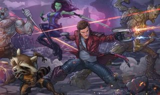 Anunciado Marvel's Guardians of the Galaxy: The Telltale Series