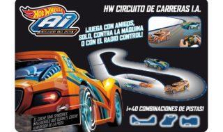Las carreras del futuro ya están aquí con Hot Wheels I.A.