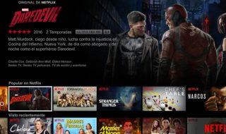 Ya podemos reproducir cierto contenido de Netflix sin conexión a internet