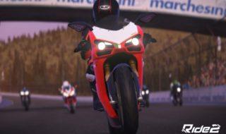 Ya disponible el DLC de motos Ducati para Ride 2